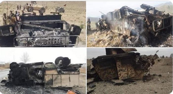 افغانستان: 3 روزہ جنگ بندی کے بعد طالبان کی کارروائیوں کا آغاز9 ٹینک تباہ، 17 سرنڈر