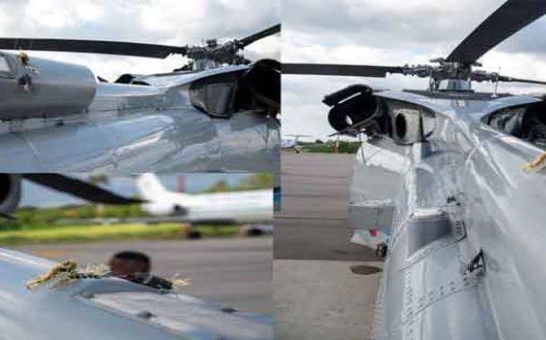 کولمبیا :صدر کے ہیلی کاپٹر پر فائرنگ ،صدر محفوظ