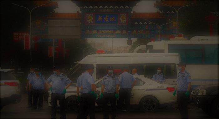 چین گیس دھماکے سے 13 افراد ہلاک ،کئی زخمی