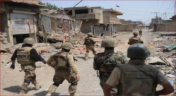 ڈیرہ اسماعیل خان : پولیس اور انٹیلیجنس اداروں کا مشترکہ آپریشن ، 2 شدت پسند ہلاک