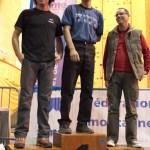 Podium maîtres hommes (Coupe du Rhône d'escalade - Anse)