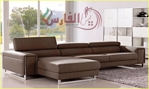 شركة تنظيف كنب بالبخار ابوظبي