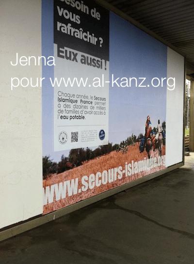 Secours islamique dans le métro parisien