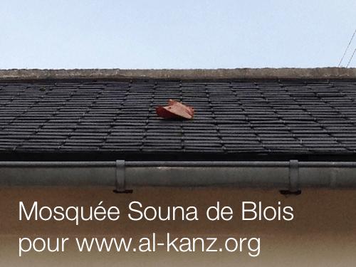 Blois mosque desecration 1