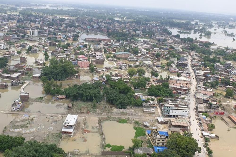 مصرع 6 أشخاص نتيجة انهيارات أرضية في نيبال