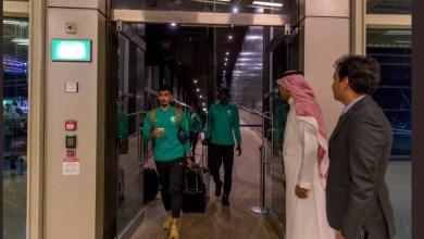 Photo of في حدث تأريخي : الرئيس محمود عباس يستقبل المنتخب السعودي لكرة القدم في فلسطين