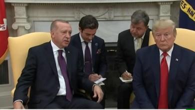 Photo of بعد لقاءة ترامب : أردوغان .. لا يمكننا التخلي عن منظومة الدفاع الصاروخي إس -400