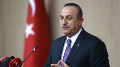 Photo of تشاووش أوغلو : أحبطنا مكيدة إقامة دولة كردية على حدود تركيا