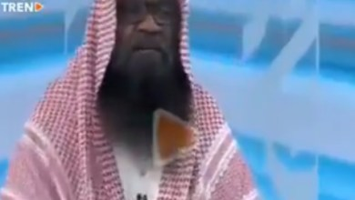 Photo of إمام سابق للحرم المكي يسيء الى النبي محمد.. ويثير موجة انتقادات كبيرة (شاهد)