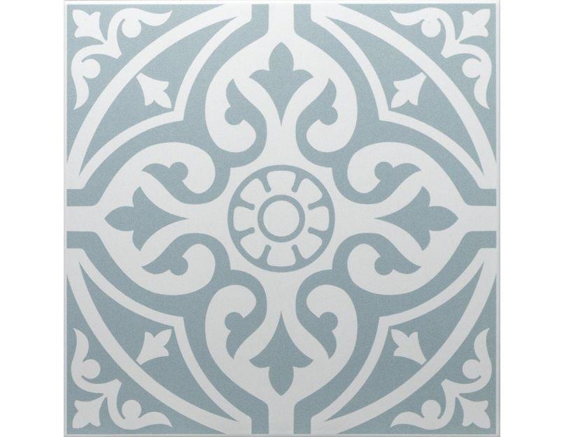 hadrian devon stone blue 33cm x 33cm floor tile