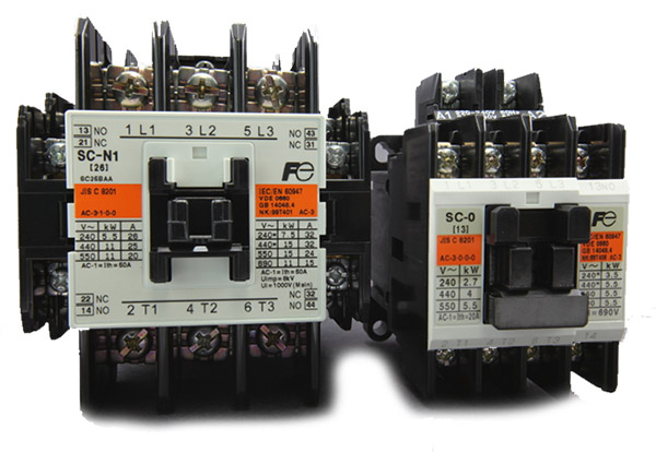 Wiring Diagram Magnetic Contactor