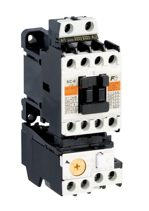 240v Breaker Wiring Diagram Magnetic Contactors Amp Thermal Overload Relays Al Rawan
