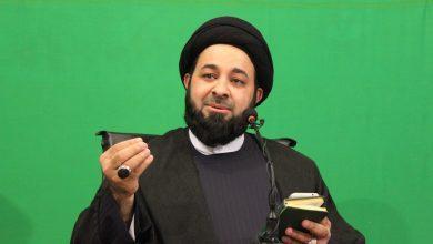 """كلمة سماحة السيد مرتضى السّندي تحت عنوان """"معيّة الله""""، في مركز الإمام الخميني """"قدس سره"""" بتاريخ ٢٠ يناير ٢٠٢٠م."""