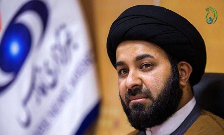 على هامش معرض الصحافة؛ المتحدث باسم تيار الوفاء الإسلامي البحريني يزور جناج تسنيم