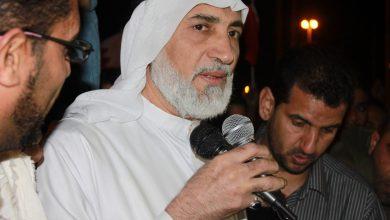 الوسط: استمرار الاعتصام الذي ينظمه علماء ونشطاء سياسيون أمام منزل عبد الوهاب حسين