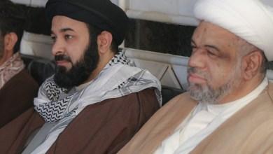وقفة تضامنية مع الشعب الفلسطيني بمركز الإمام الخميني