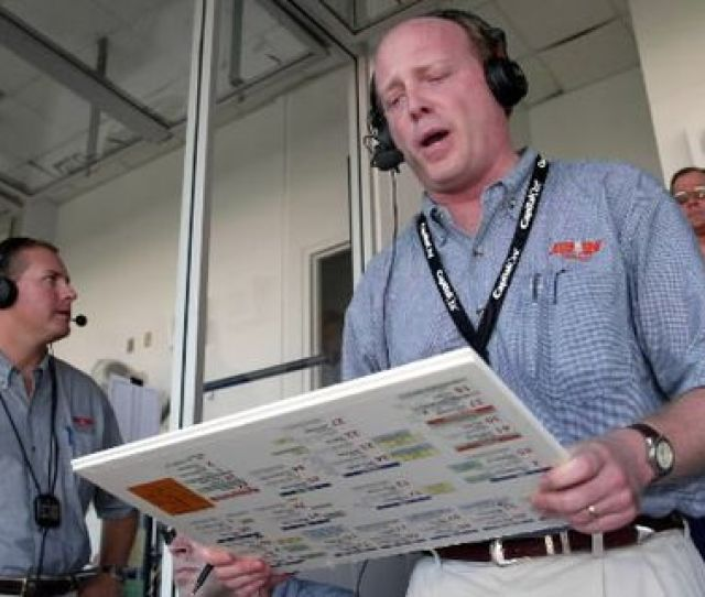 Rod Bramblett Prepares For His First Football Game As The Voice Of The Auburn Tigers In