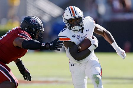 Auburn v South Carolina