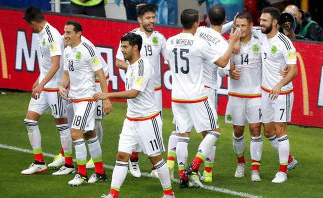 Mexico Vs El Salvador Time Tv Schedule And Live Stream ...