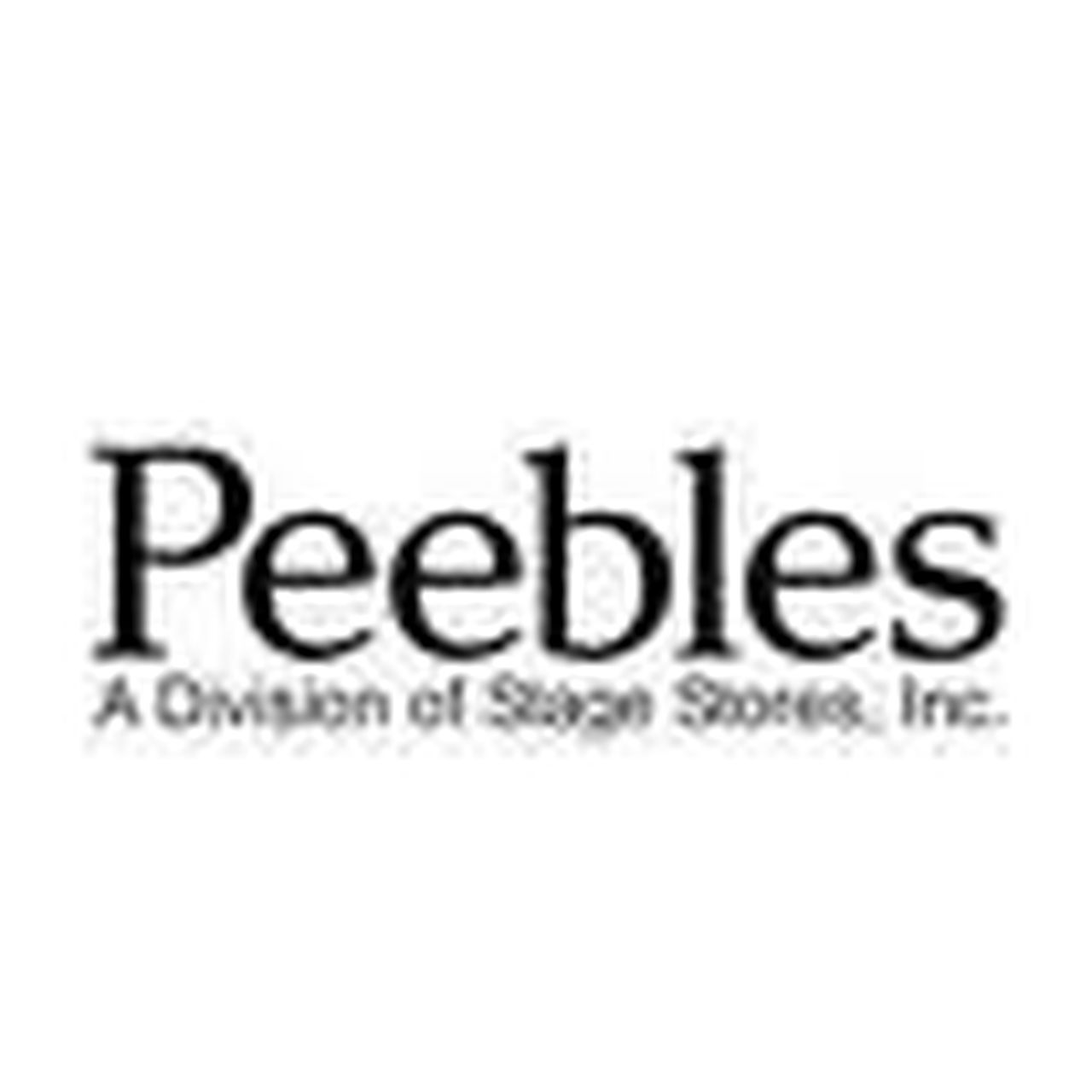 Peebles Printable Coupon for 25% off Single Item Clearance