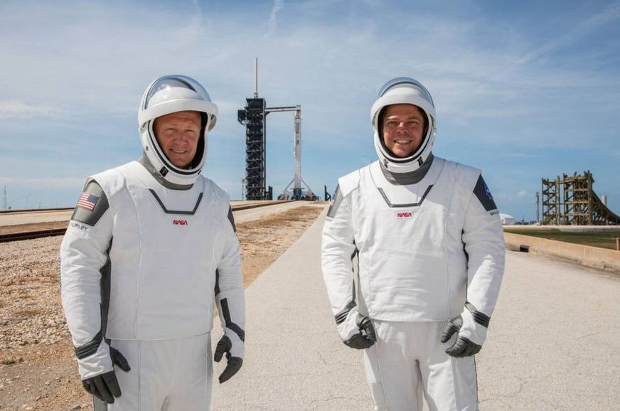 SpaceX, NASA launch today: Watch live here - al.com