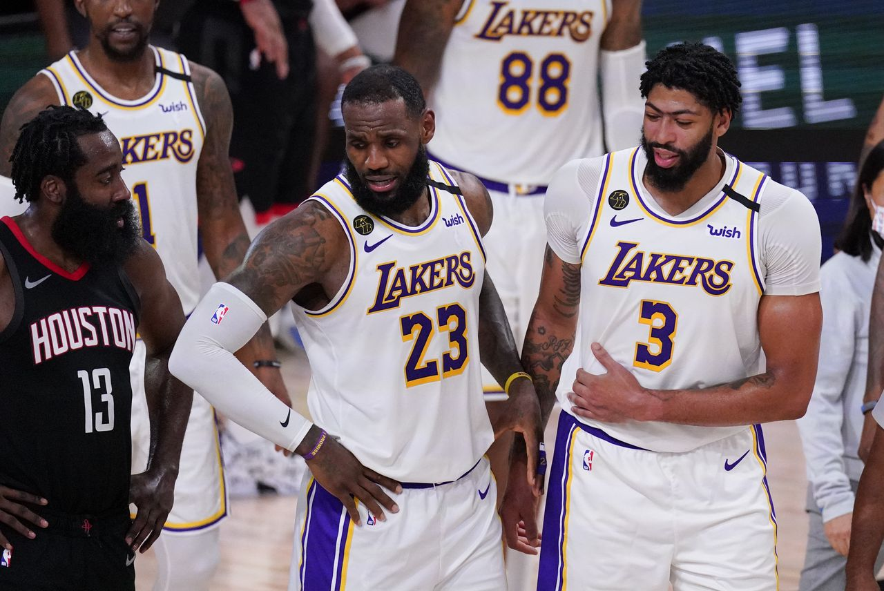 Lakers vs. Rockets live stream (9/10): How to watch NBA playoffs online. TV. time - al.com