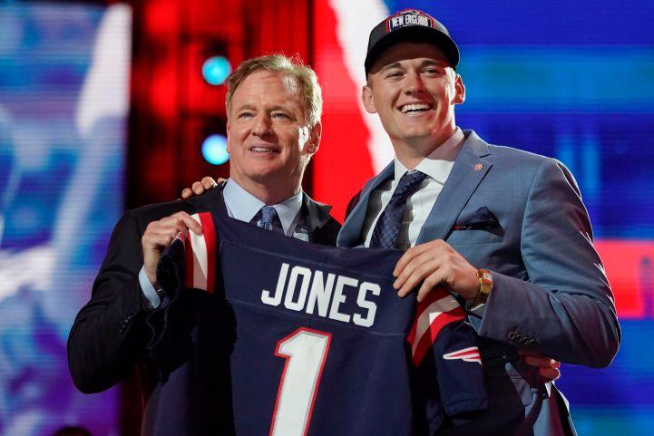 Comfortable in own skin, Mac Jones perfect for Patriots - al.com