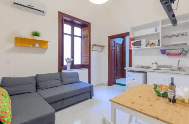 Al 22 appartamenti vacanza trapani affitti per uso turistico for Affitti trapani arredati