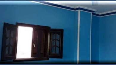 طريقة دهان حوائط المنزل
