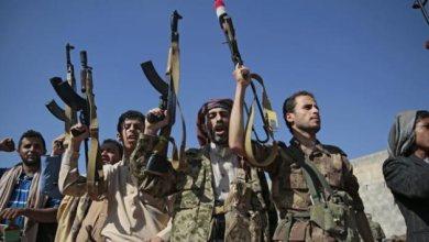 المتمردون الحوثيون في اليمن. (صورة AP)
