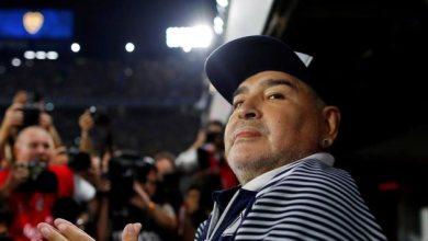 دييجو أرماندو مارادونا ، رويترز