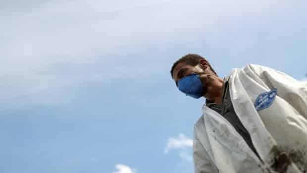 تجاوزت وفيات COVID-19 في البرازيل 66000 حالة في شهر مارس وحده