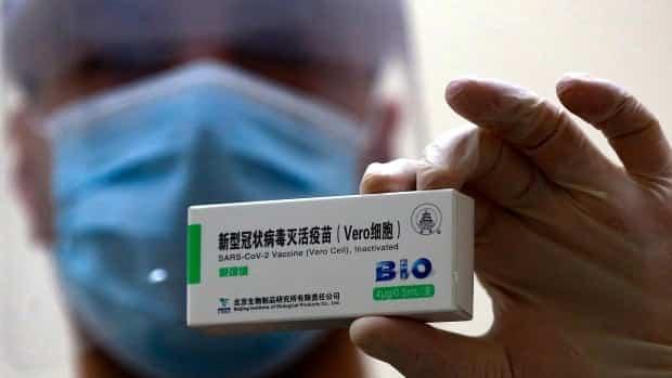 يعترف مسؤول رفيع المستوى أن لقاحات COVID-19 الصينية منخفضة الفعالية