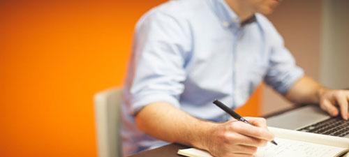 التدوين يزيد من نسبة الذكاء