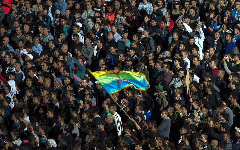 فعاليات جمعوية وحقوقية تصدر بيانا للتضامن مع مطالب حراك الريف