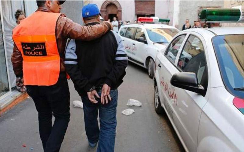 الصدفة تقود إلى إعتقال مرتكب فاجعة مدرسة السلام للتعليم العتيق بالزمامرة  بعد محاولته تكرار الحادثة
