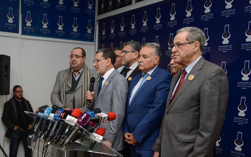 أحزاب الأغلبية تدعو إلى مزيد من التفاعل الإيجابي مع المطالب المشروعة للريف