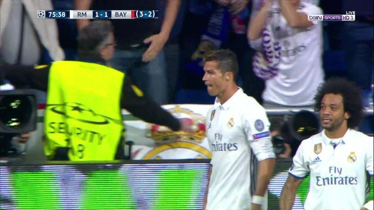 اهداف ريال مدريد 4-2 بايرن ميونخ