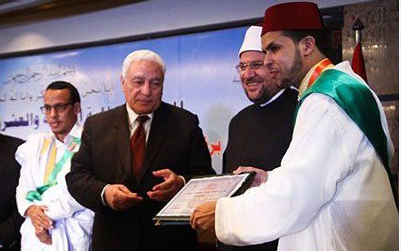 مغربيان يفوزان بجوائز حفظ القرآن بالقاهرة