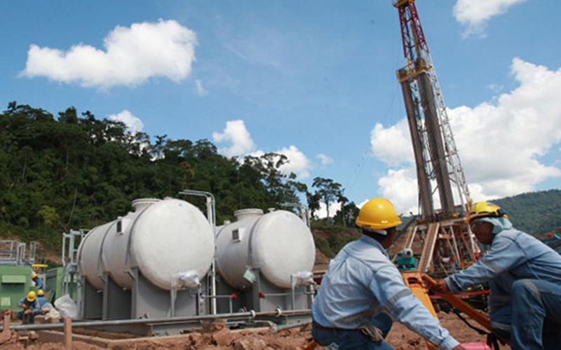 """عمليات التنقيب عن الغاز في الجهة الشرقية بمنطقتي """"مريجة"""" و""""تندرارة"""" وشركة أمريكية تدخل على الخط"""