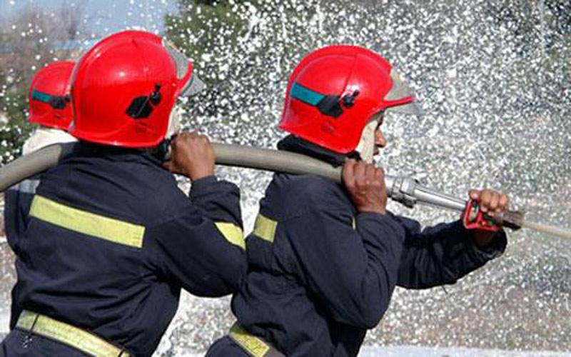 مصرع 3 تلاميذ في إندلاع حريق بإحدى المدارس العتيقة بالزمامرة
