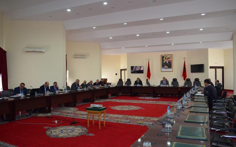 المجلس الإقليمي للحسيمة يخصص 8 ملايين درهم لدعم مشاريع تنموية