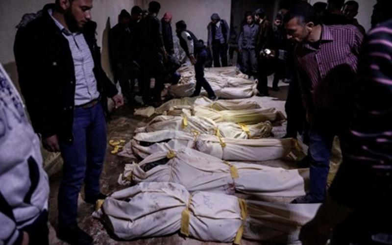 المغرب يعبر عن إدانته الشديدة للتفجيرين الإرهابيين اللذين استهدفا كنيستين بمصر