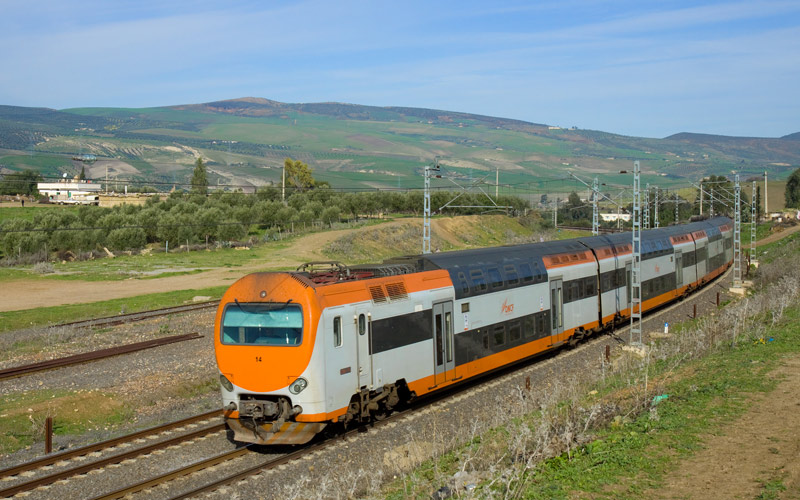 قطارات لخليع تأخرت عن موعدها ب 19.646 دقيقة