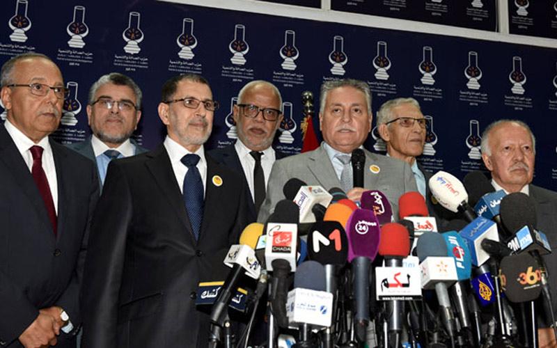 رفاق بنعبد الله يسجلون بإيجابية تشكيل الحكومة وفق الهيكلة المعلنة
