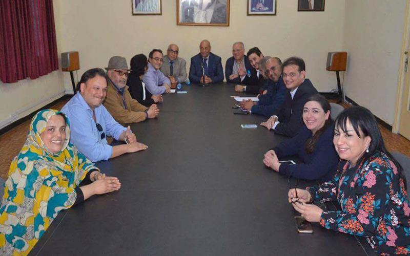 اللجنة التنفيذية لحزب الإستقلال تعين الرحال مكاوي ناطقا رسميا