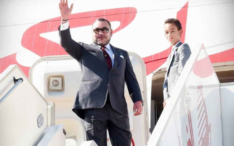 الملك محمد السادس يتجه نحو إحدى الجزر الكوبية لقضاء عطلة خاصة