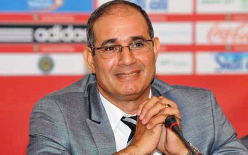 اتحاد طنجة يختار بادو الزاكي مدربا جديدا له