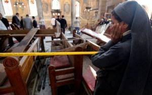 تفجير كنيسة ثانية بمصر و السيسي يستدعي الجيش