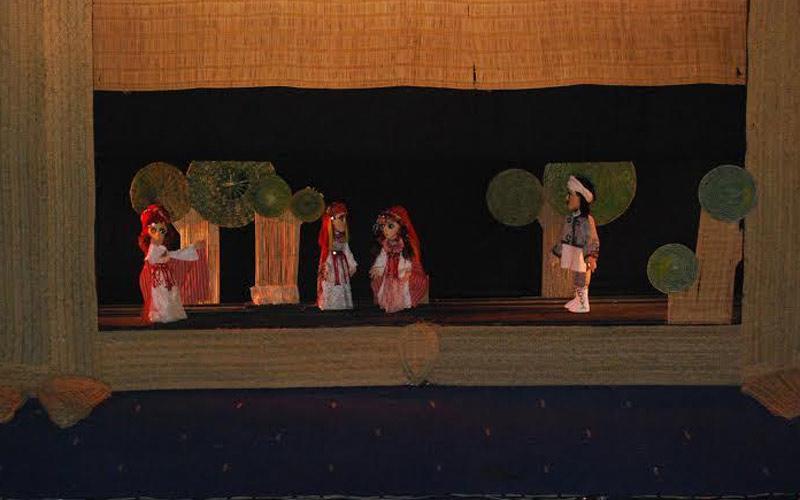 مسرح العرائس بمرتيل ينظم الملتقى 14 لمسرح الطفل